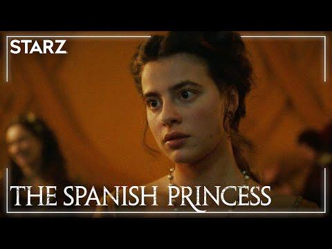 'Legacy' Ep. 6 Clip   The Spanish Princess Part 2   STARZ