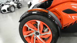 10. 2015 CAN AM SPYDER RS-S SPECIAL SERIES DEMO UNIT @ iMotorsports 9209