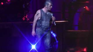 Rammstein - Amerika (Wells Fargo Center) Philadelphia,Pa 4.26.12