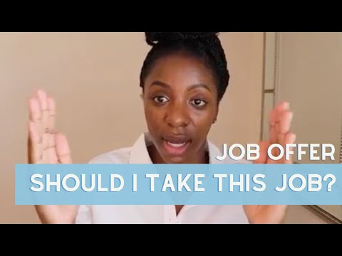 Things to consider before accepting your first job offer! Number one? Always NEGOTIATE