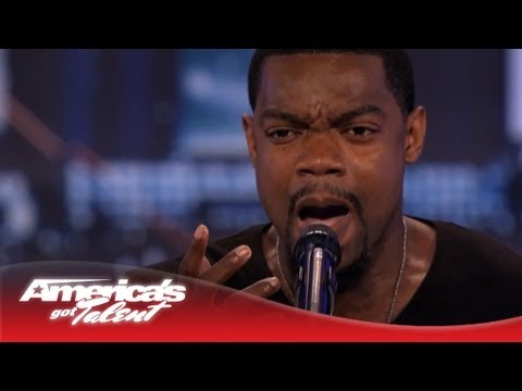 America's - No one expected Travis Pratt to sing like he did—but his girlfriend left the stage more shocked than anyone! Subscribe Now for More AGT: http://full.sc/IlBBv...