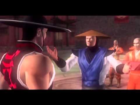 mortal kombat shaolin monks xbox