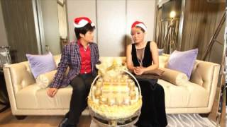 Meet The Fabs 24 December 2012 - Thai Talk Show