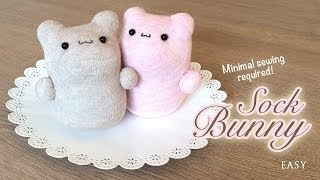 The Best DIY Kawaii Plush Tutorial Ever! You won't believe how easy it is to make these bunnies! - YouTube