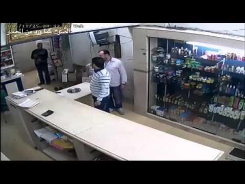 فيديو كاميرا الصيدلية يكشف الحالة الصحية لـ«طبيب الإسماعيلية» قبل القبض عليه