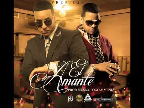 El Amante - Daddy Yankee Ft. J Alvarez (Original) ★REGGAETON ★ DALE ME GUSTA