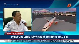 Video [Full] KNKT Ungkap Laporan Awal Investigasi Lion Air PK-LQP MP3, 3GP, MP4, WEBM, AVI, FLV Januari 2019