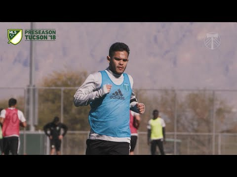 Video: Timbers in Tucson | Andrés Flores signs with Portland