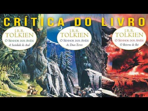 Trilogia Senhor dos Anéis | Crítica do Livro
