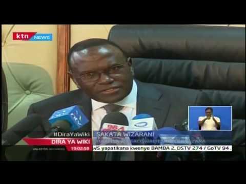 Dira ya Wiki: Raila Odinga amhusisha rais Uhuru Kenyatta na kupotea kwa bilioni 5.3 katika Wizara ya