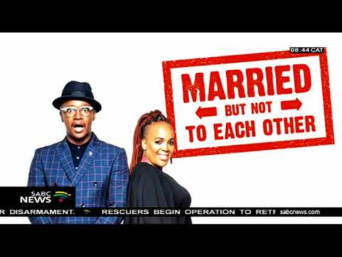 Lindi On Married But Not To Each Other Comedy Tour With Tumi Morake
