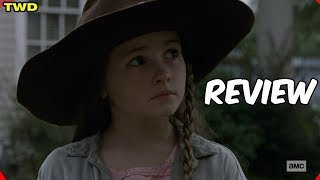 The Walking Dead S09 E14 Review - X Scar and Michonne's Isolation Explained