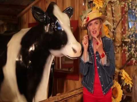 Carmen Campagne - La vache à l'école