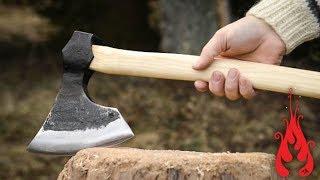 Video Blacksmithing - Forging a bearded axe MP3, 3GP, MP4, WEBM, AVI, FLV November 2018