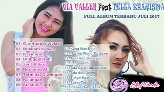 Full album NELLA KHARISMA feat VIA VALLEN, BIDADARI KESLEO