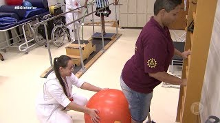 Faculdade de Bauru oferece tratamento de reabilitação para pacientes