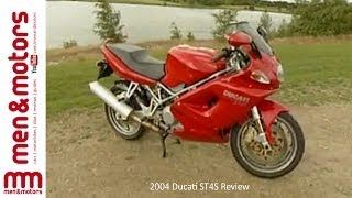 4. 2004 Ducati ST4S Review
