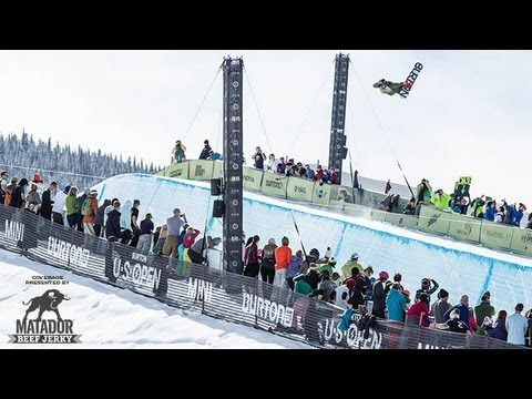 Halfpipe - The 31st Burton US Open went down in Vail Colorado and Shaun White and Kelly Clark took the wins. Check out he full action recap and interviews with all the ...