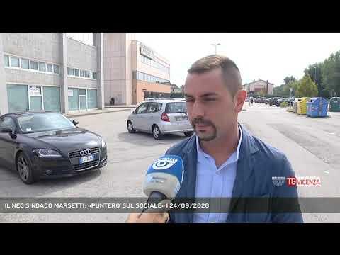 IL NEO SINDACO MARSETTI: «PUNTERO' SUL SOCIALE» | 24/09/2020