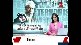 Video Zakir Naik speechless of the question about conditions of Muslims in India in his press conference MP3, 3GP, MP4, WEBM, AVI, FLV Desember 2017