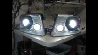 04-08 F150 #32 - 55 Watt HID / Bi-Xenon Projector Retro-Fit by Sick HIDs