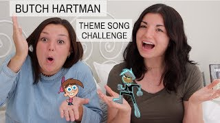 We all love Butch Hartman's cartoons, right? Well let's see how well me and Sophia (Butch Hartman's daughters) know the theme songs to all four of his shows! Danny Phantom, Fairly Odd Parents, TUFF Puppy, and Bunsen is a Beast! Enjoy! Check out Sophia's FUNNY video over here - https://youtu.be/QG66Bl6HQXMCheck out my dad's channel here - https://www.youtube.com/channel/UC8iVuEUisbubpH9z5p0eUsgFollow me on everything!Instagram: http://www.instagram.com/carlyyhartmanTwitter: http://www.twitter.com/carlyyhartmanWebsite: http://www.carlyhartman.com Pageant 360:http://www.pageant360.com Instagram: http://www.instagram.com/pageant360Picks With Purpose:Instagram: http://www.instagram.com/pickswithpur...Check out my new book 101 GIRL TIPS! https://www.amazon.com/101-Girl-Tips-...Want to learn more about Pageant 360? Visit http://www.pageant360.com! Apply today! Psalms 119:2 - Blessed are those who keep His testimonies, who seek Him with the whole heart!