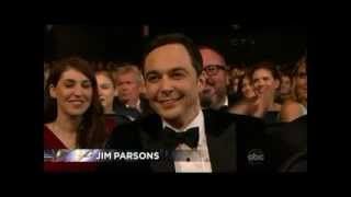 Best  Actor in a comedy series Emmy Awards 2012