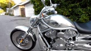 5. 2003 Harley V-Rod