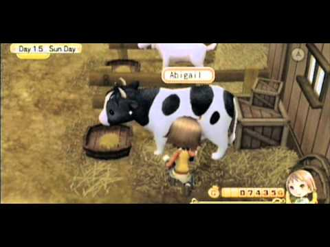Harvest Moon: Tree of Tranquility vs. Animal Parade (Part 1)