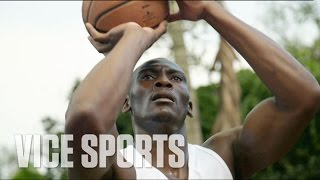 Bismack Biyombo has a deep connection to the Democratic Republic of Congo. He left his country at the age of 16 in order to enter the murky world of professional basketball and fell victim to the exploitation that befalls young kids that don't know better. Growing up in a country rich in natural resources where millions live in extreme poverty, he's turned his focus to building resources in the DRC that will allow its citizens to build wealth without being exploited by foreign influences. His focus on youth programs and empowerment in Goma brought us see the basketball infrastructure that he's built countrywide.Subscribe to VICE Sports here: http://bit.ly/Subscribe-to-VICE-SportsCheck out VICE Sports for more: http://www.vicesports.comFollow VICE Sports here:Facebook: https://facebook.com/VICESportsTwitter: https://twitter.com/VICESportsInstagram: http://instagram.com/vicesportsMore videos from the VICE network: https://www.fb.com/vicevideo