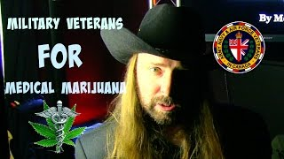 Helping Canadian Military Veterans Get Their Medical Marijuana License: Sgt. Sativa Wants You!!! by Medical Marijuana Review Show by Intention Events