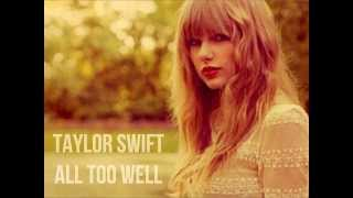 Video Taylor Swift- All Too Well Lyrics MP3, 3GP, MP4, WEBM, AVI, FLV Januari 2019