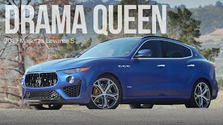 2019 Maserati Levante S: A flair for the dramatic by Roadshow