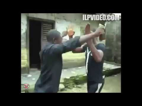 Clip From An African Kung Fu Movie (VERY INTERESTING WATCH)