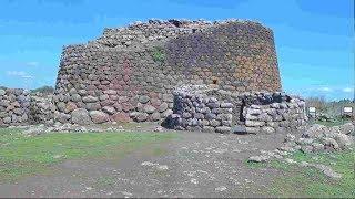 Nuraghe Losa y Santa Cristina - ruta por los restos arqueológicos de Cerdeña