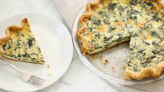 Spinach and Cheese Quiches- Everyday Food with Sarah Carey by Everyday Food