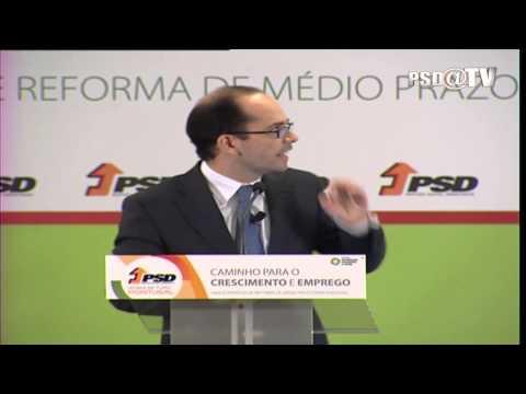 Manuel Rodrigues na Sessão de Abertura das V Jornadas CCC em Lisboa