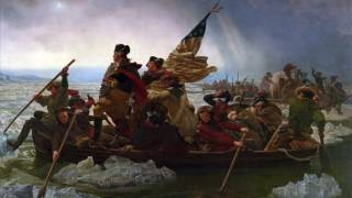 This Is Why We Stand: George Washington Crossing The Delaware River.