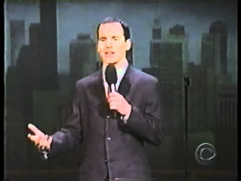 Greg Fitzsimmons on Late Show David Letterman