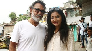 What's Rakeysh Omprakash Mehra Doing In A Slum!?FIND OUT! Pankhurie| Starry Talks
