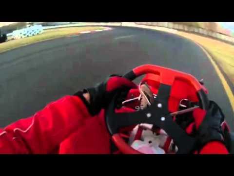 Preview video Gara di Kart con gli amici a Siena - ottobre 2011