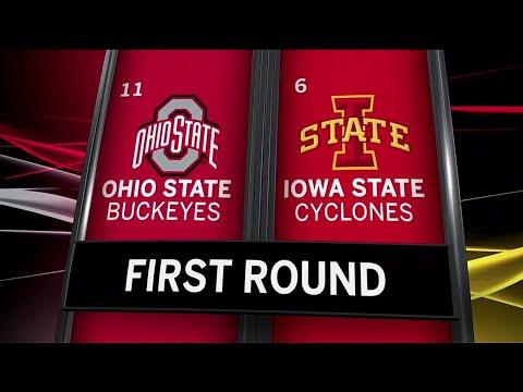 Highlights & Analysis: No. 11 Ohio State Downs No. 6 Iowa State | 2019 NCAA Tournament