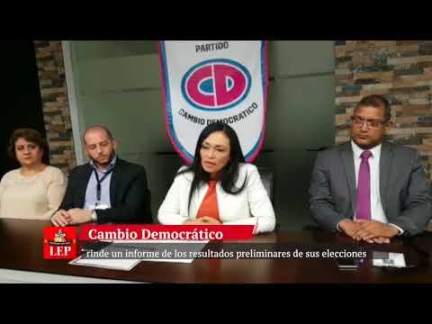 CD inicia el proceso para concretar la unidad partidista