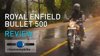 7. Royal Enfield Bullet 500 : ChooseMyBike.in Review