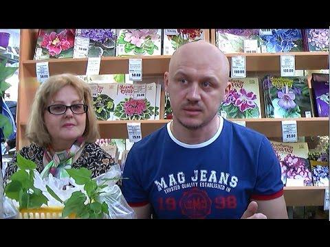 ДФ.Абутилоны - наше хобби (Г.Широкова и А.Тришкин). (видео)