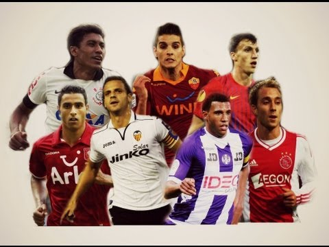 Tottenham Hotspur - In the video there are all the players that Tottenham Hotspur have bought over the summer transfer window 2013.There are goals from there former clubs and am...