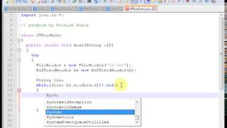 how to read java text file line by line using java buffered readermore tutorial visit http://javaprogram99.blogspot.in/