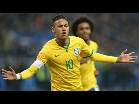 Uruguay vs Brazil 1-4 - All Goals & Extended Highlights - World Cup Qualifying 23/03/2017 HD