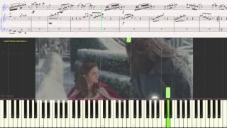 Красавица и Чудовище (Попурри) (Ноты и Видеоурок для фортепиано) (piano cover)