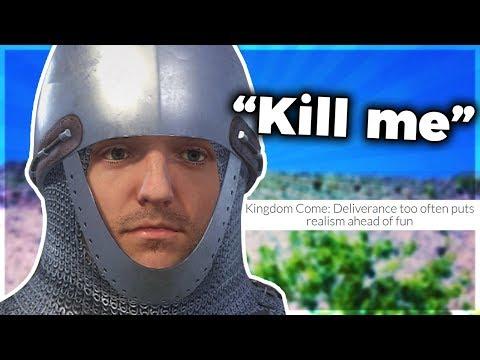 Reddit funny - Kingdom Come: Deliverance